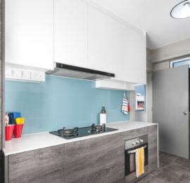 Kitchen, cabinets, Blum, Urban Kitchen, Industrial, Interior Design, Renovation, Home Decor