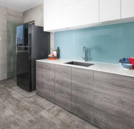 Kitchen, Industrial Chic, Blum, Urban Kitchen, Cabinets, Hafary