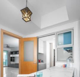 Kitchen Island, Dekton, Blum, Urban Kitchen, Renovation, Interior Design, Singapore