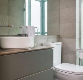 Jalan Bunga Rampai Bathroom -1